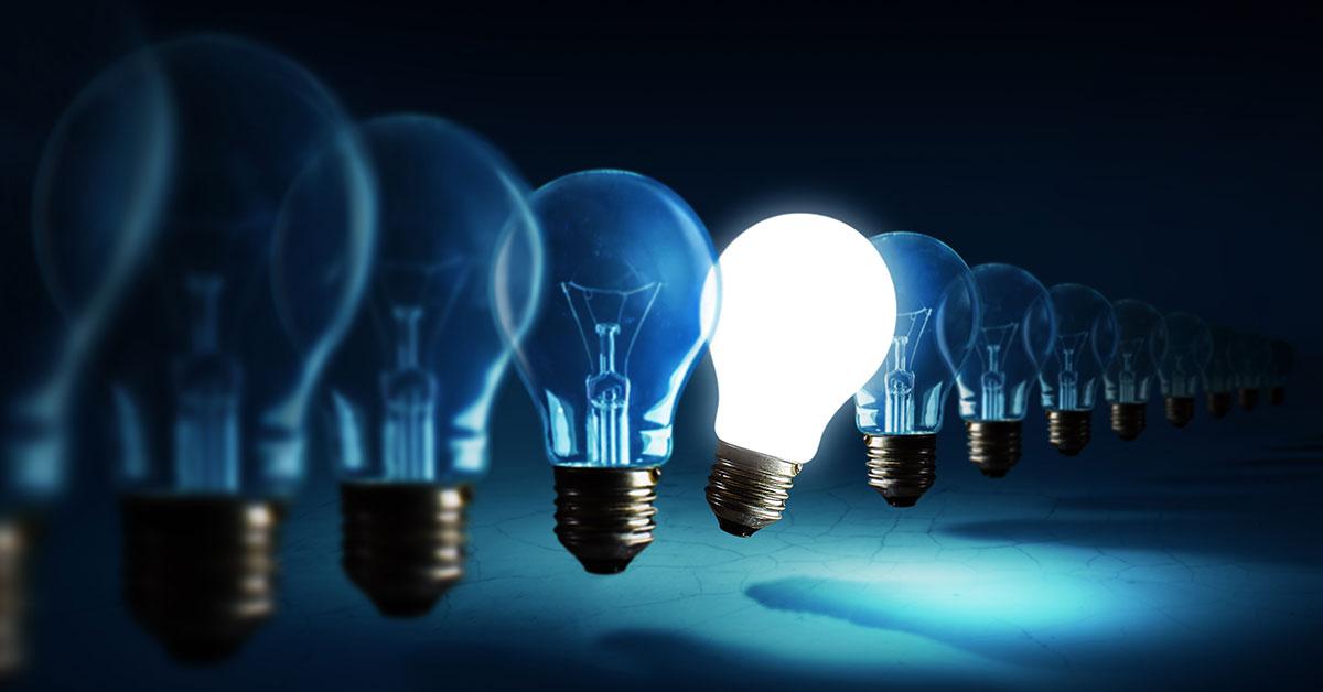 Οικονομία στον φωτισμό του σπιτιού & της επιχείρησης σε 2 κινήσεις !
